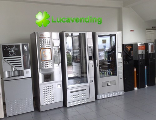 Lucavending: Showroom
