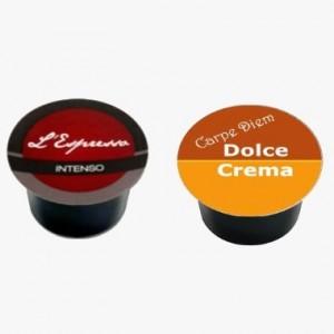 L'Espresso Intenso e Dolce Crema